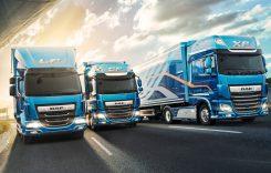Sistem nou de frânare de urgență pe camioanele DAF