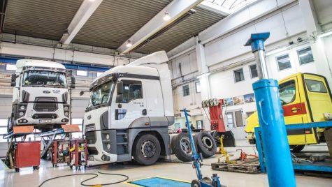 Cefin, Scania și Volvo, clasă de învățământ dual de mecanici în Ciorogârla
