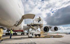 GEFCO, transporturi urgente de echipamente de protecție în România