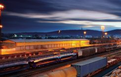 GEFCO, tren cu componente auto din Wuhan în Franța
