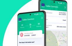 Aplicația Galileo Green Lane reduce traficul de la frontiere