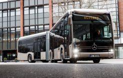 """Mercedes-Benz eCitaro G: electric articulat cu baterii """"solid-state"""""""