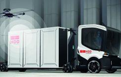 U-Connect, conceptul Renault Trucks pentru livrări urbane