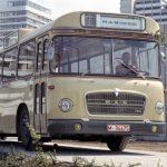 50 de ani de la primul autobuz electric MAN