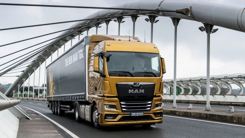 Certificare TÜV: noul MAN TGX consumă cu până la 8,2% mai puțin