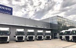 Acotral își extinde flota cu 60 de unități Volvo FH cu I-Save