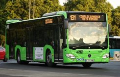 Primele 8 autobuze Citaro Hybrid au început să circule pe linia 131