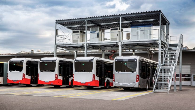 Studiu: Cât consumă în mediu real autobuzele electrice