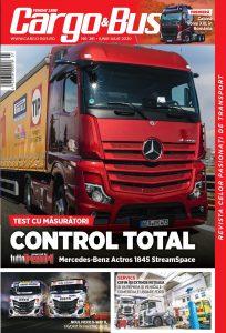 Coperta Cargo&Bus 281 Iunie-Iulie 2020