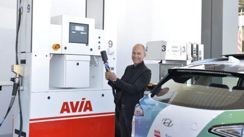 Elveția este prima țară care va folosi pe scară largă alimentarea cu hidrogen