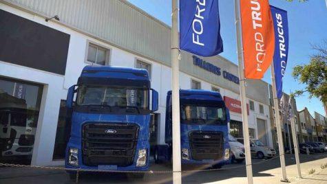 Ford Trucks își extinde rețeaua de vânzări și service din Spania