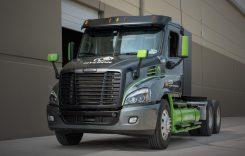 Hypertruck Electric Range Extender (ERX): camion hibrid cu generator CNG