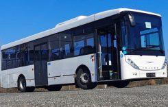 Ikarus 125, noul autobuz Ikarus construit pe un șasiu Volvo