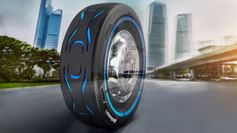Camioanele electrice vor avea nevoie de anvelope speciale