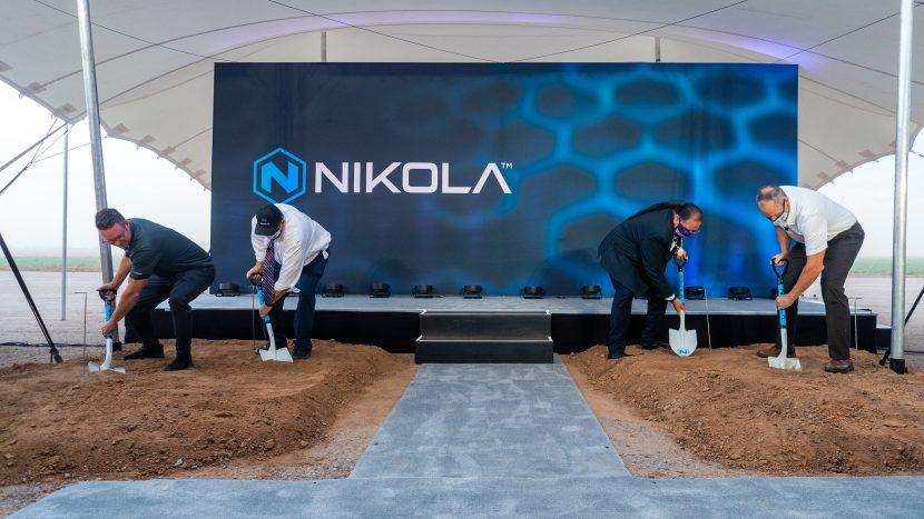 Nikola Corporation își construiește o fabrică în Arizona