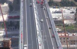 Noul pod din Genova va fi deschis traficului la 5 august
