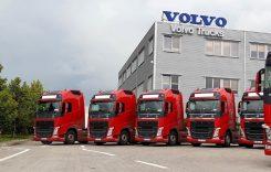 Înmatriculări camioane grele în România (Iunie 2020)