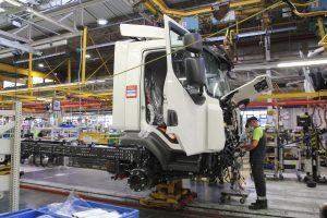 Renault Trucks a livrat primul camion electric de serie