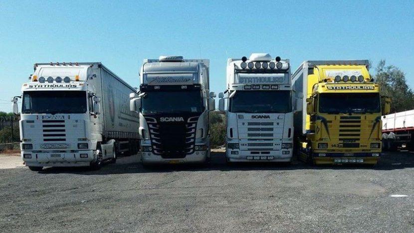 Grecia are cele mai vechi camioane din UE. Vezi pe ce loc e România