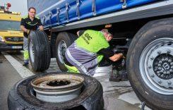 ADAC: risc crescut de explozii ale pneurilor din cauza căldurii