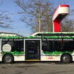 Autobuzul electric Scania Citywide, folosit în schimburi de 15 ore