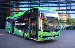 Primul autobuz electric BYD livrat în Germania