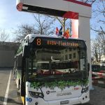 electric Scania Citywide