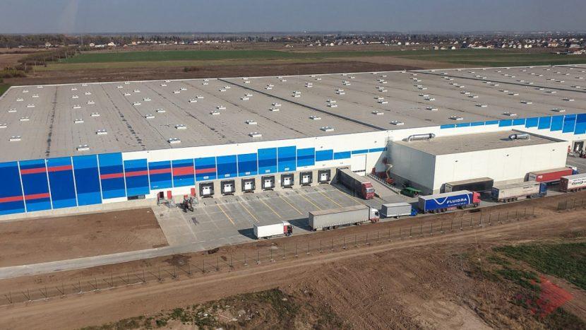 eMAG investește 90 milioane euro într-un nou centru logistic