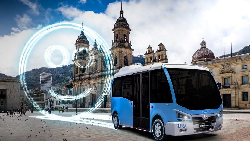 Karsan a câștigat o licitație pentru 8 minibuze electrice în Beclean