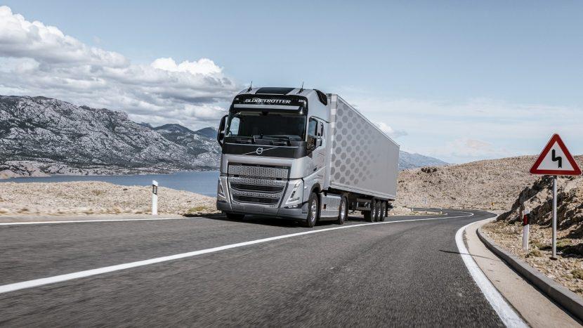 Noul Volvo FH cu I-Save devine și mai eficient