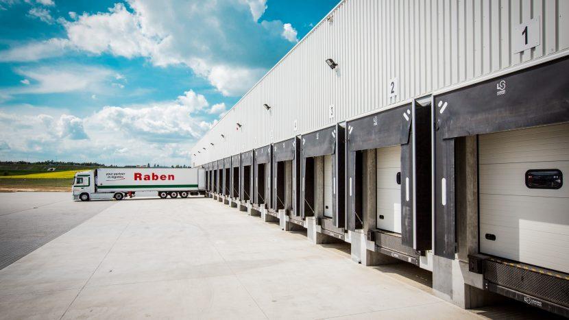 Raben Logistics România a deschis un nou depozit, la Craiova