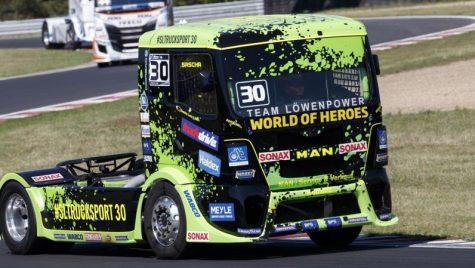 FIA ETRC: Lenz, lider după prima etapă
