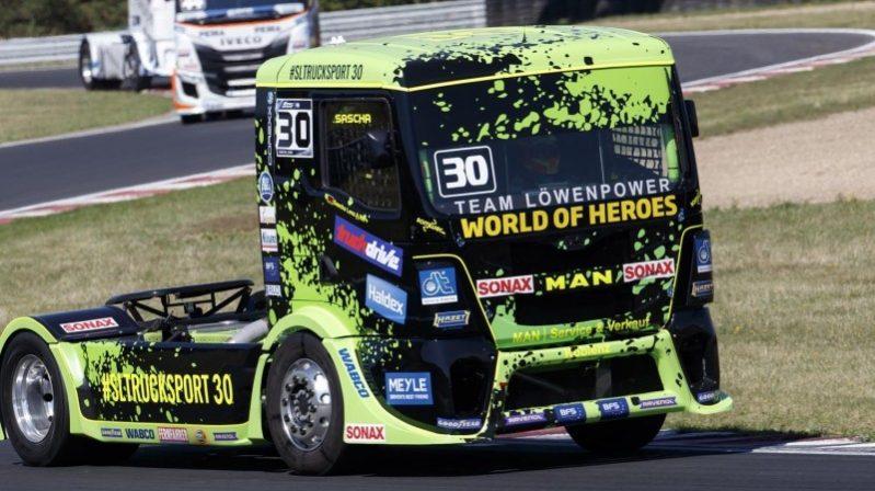 Sachsa Lenz FIA ETRC 2020 Most