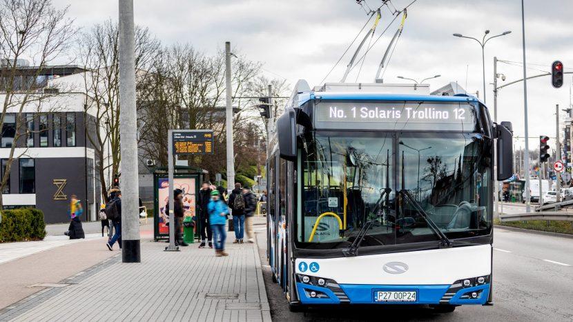 20 de troleibuze Solaris pentru orașul Ploiești