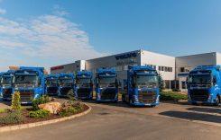 16 Volvo FH cu I-Save pentru TRANS SESE