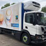 Thermo King a livrat primele agregate de răcire hibride pentru camioane