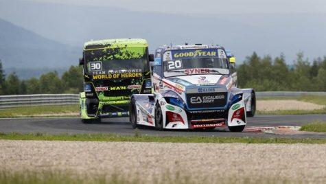Azi începe FIA European Truck Racing Championship 2020