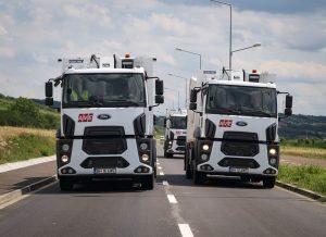 autogunoiere compactoare Ford Trucks pentru AVE Bihor