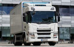 Scania lansează gama de camioane electrice