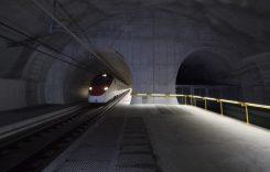 Tunelul feroviar Ceneri din Alpi, funcțional din decembrie