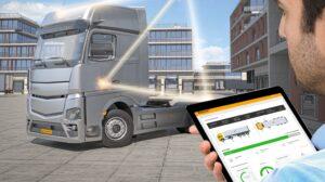 Continental a dezvoltat sistemul de înaltă performanță On Board Weighing System (OBWS)
