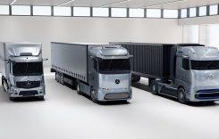 Daimler Trucks și-a prezentat strategia de electrificare