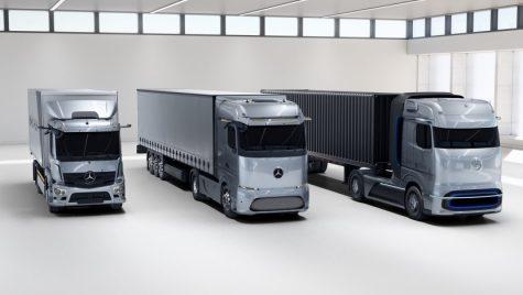 Daimler Truck se separă de Daimler și va fi cotată la bursă