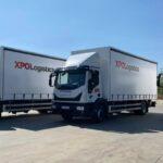 Eurocargo CNG pentru XPO Logistics România