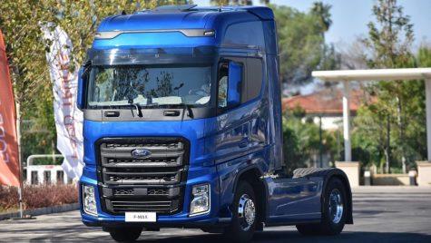 Ofertă specială Ford F-Max în România