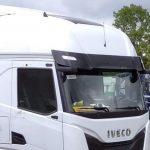 Iveco S-Way cu camere video în locul oglinzilor