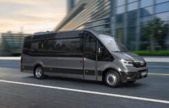 MAN TGE Coach: minibuz turistic cu 16 locuri