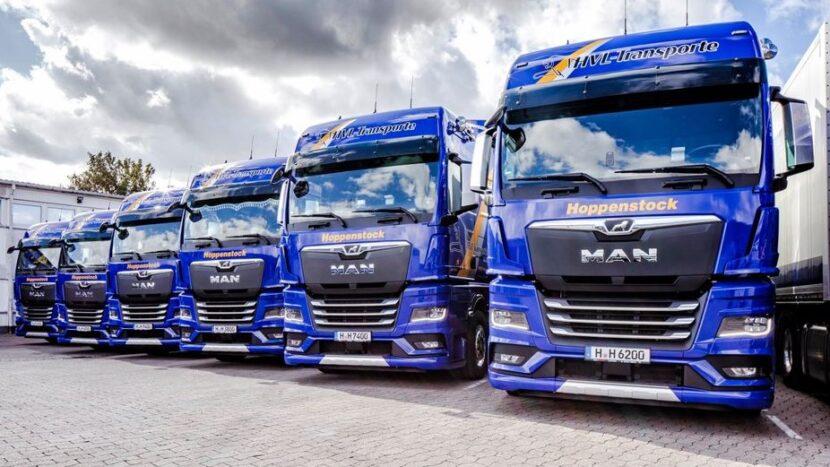 Primele camioane MAN TGX din noua generație livrate