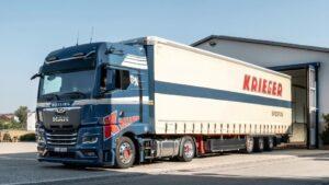 Primele camioane MAN TGX din noua generație livrate clienților