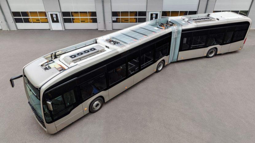 Mercedes-Benz Buses lansează a doua generație de baterii, inclusiv solid state
